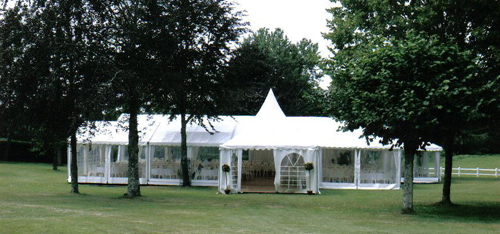 Location de tente en Normandie