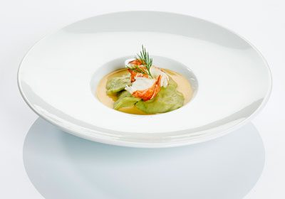 Indétrônables Ravioles de homard