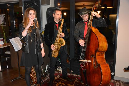 Groupe de jazz dans l'Eure