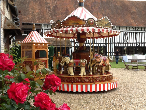 location de carrousel en normandie