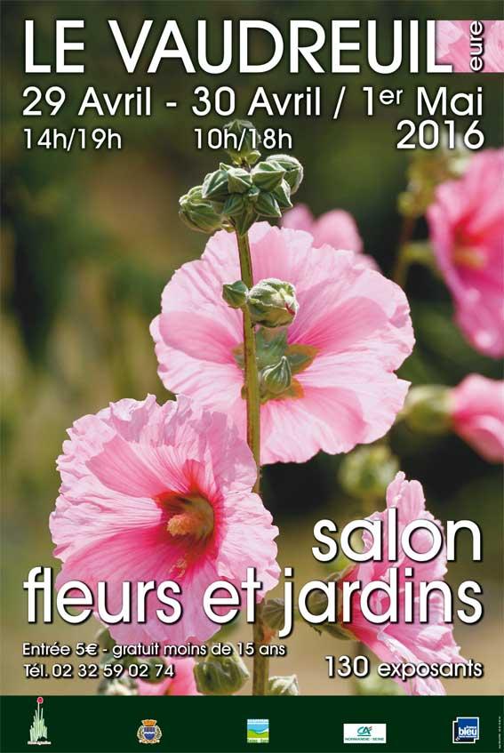 ERISAY au Salon Fleurs et Jardins du Vaudreuil