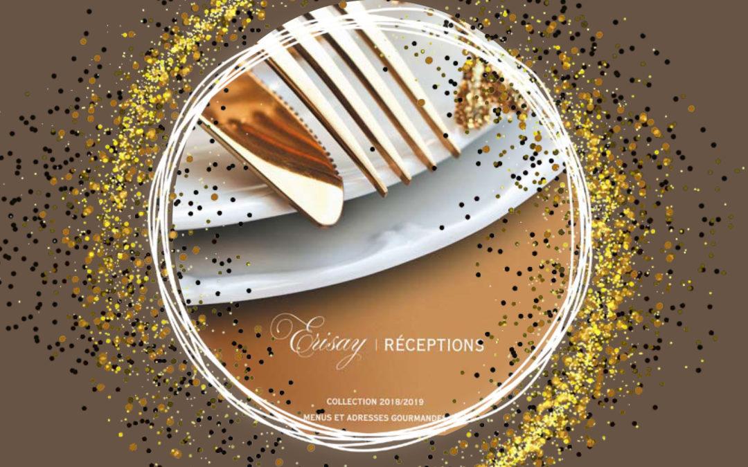 Nouvelle brochure menus et plats à emporter ERISAY