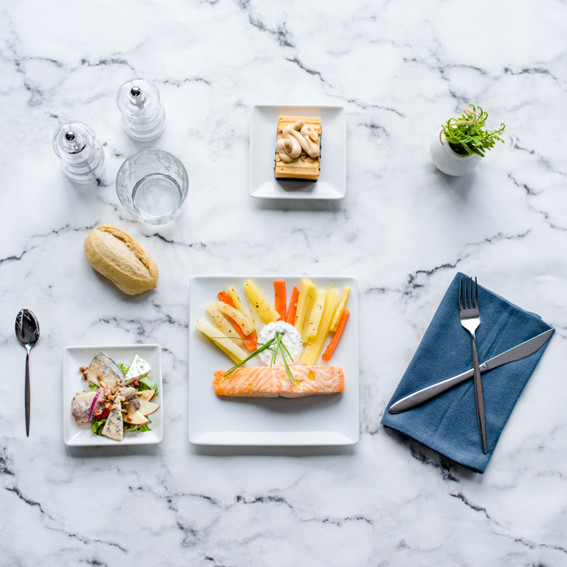 plateau repas poisson boulogne