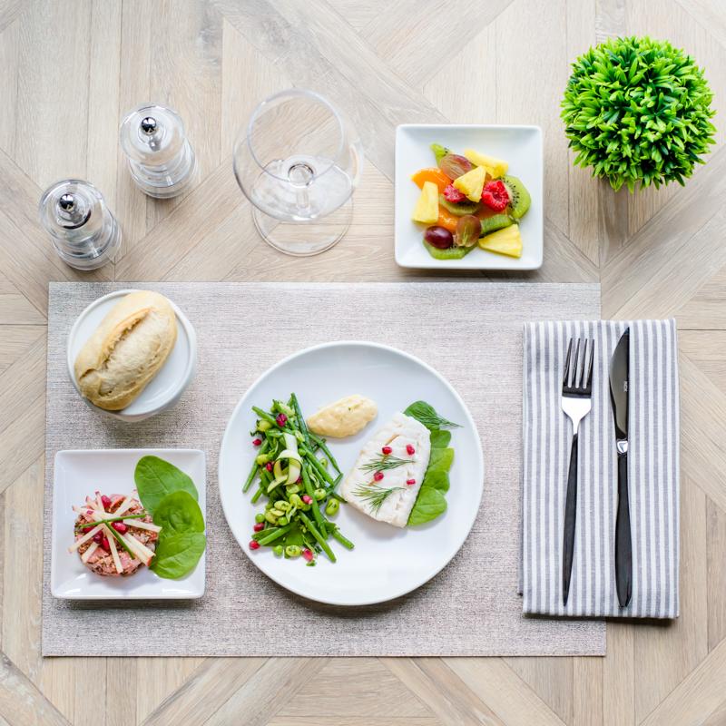 plateau repas poisson sans gluten meaux