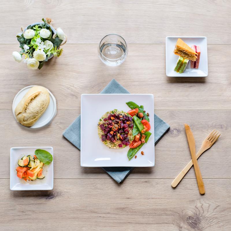 plateau repas vegetarien velay